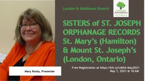 Mary Kosta_Archivist, Sisters of St. Joseph's Archives